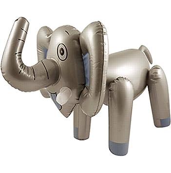 Elefante hinchable - 65cm: Amazon.es: Juguetes y juegos
