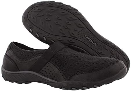 Skechers Relaxed Fit Breathe Easy – Thankful Slip-On Women s Shoes Size