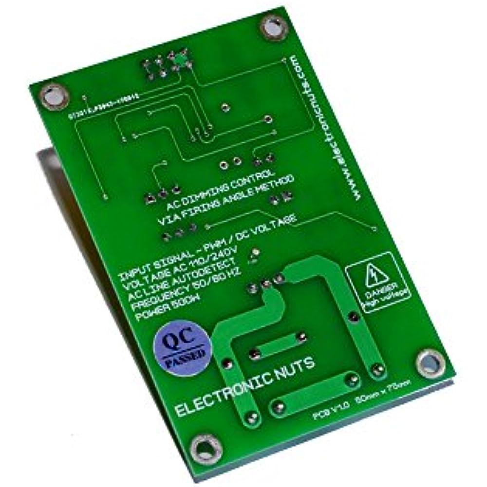 iDealamz com: PWM AC Light Dimmer Module 50Hz 60Hz For
