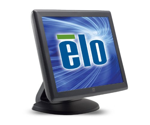 Elo 1000 Series 1515L LCD Desktop Touchscreen Montior - 15-Inch - 5-wire Resistive - 1024 x 768 - 4:3 - Dark Gray
