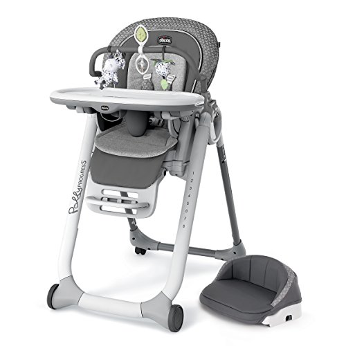 Chicco Progress Relax Highchair, Silhouette by Chicco (Image #1)