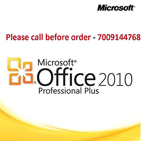 Microsoft Office 2010 Professional Plus Life Time Product