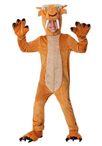 Diego the Sabertooth Tiger Costume for Boys -