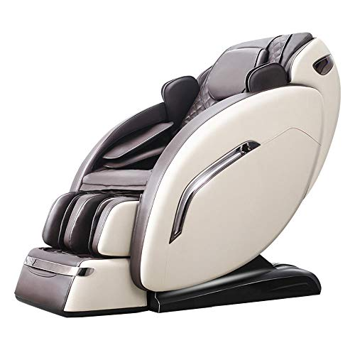 Massage Chair by OOTORI, Zero Gravity Massage Chair, 3D Full Body Air Massage Chair Recliner with Space Saving, Yoga Stretching, SL Track, Bluetooth Speaker, Heat&Foot Roller -
