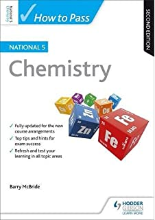 how to pass national chemistry htp amazon co uk barry  how to pass national 5 chemistry second edition