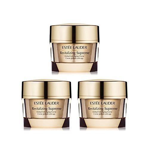 Estee Lauder - Revitalizing Supreme Global Anti-aging Creme Travel Size (15ml x 3) by Estee Lauder