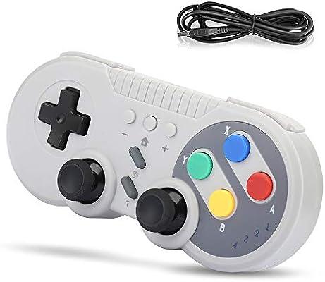 Welltop Controlador inalámbrico para Nintendo Switch, controlador ...