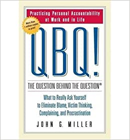 Question Behind The Question Book