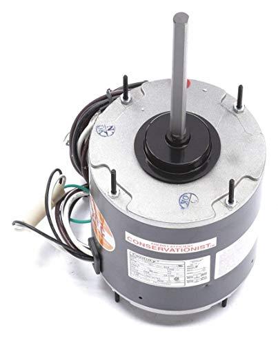 - Century FEH1056SF Heatmaster Condenser Fan Motor, 460V, 1.5 Amp, 1/2 hp, 1,075 RPM, Plastic, 0.58