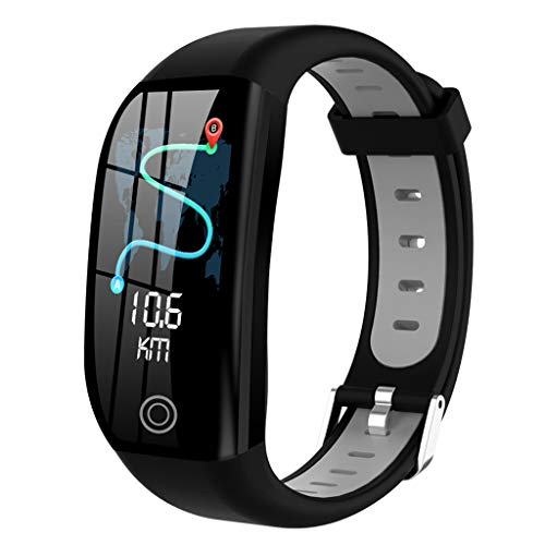 [Mollikar] Smart Watch Android iOS Sports Fitness Calorie Wristband Wear Smart Watch Compatible with iOS and Android for Women Kids Men