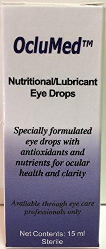 Oclumed Nutritional Eye Drops 15ml Bottle Buy Online In