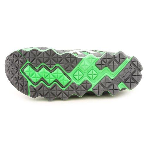 Asics Delle Donne G T3d 1 Scarpe Da Corsa Grigio / Verde / Bianco