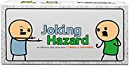 Joking Hazard by Cyanide & Happiness - a funny comic building party game for 3-10 players, great for game