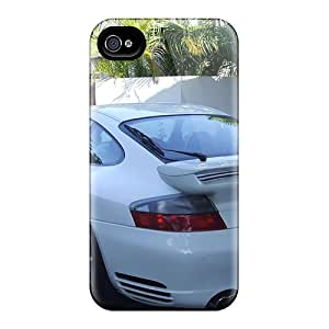Fashion Protective Porsche Tx2 Cases Covers For Iphone 4/4s