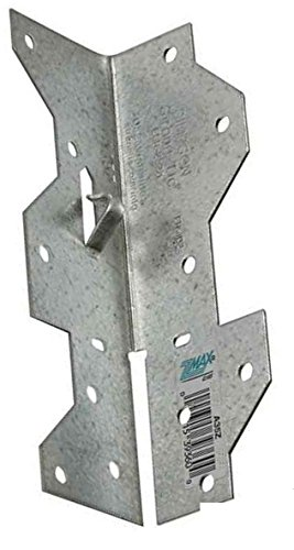 Amazon.com: 10 Pack Simpson Strong-Tie A35Z Framing Angle Bracket ...