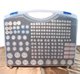 Large Battery Storage Organizer case with
