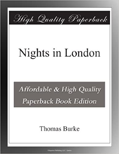 Book Nights in London