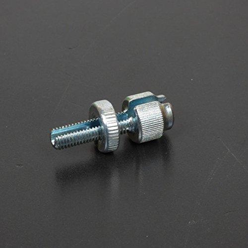 Tendeur de c/âble neuf /à vis fendu diam/ètre 7mm type origine mobylette MBK 50 51 Neuf