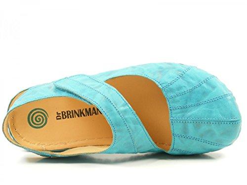 Dr. Brinkmann 710809 Bailarinas para mujer Blau