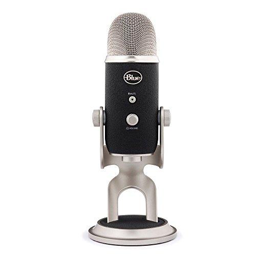 Blue Microphones Yeti Pro USB Condenser Microphone (Renewed)