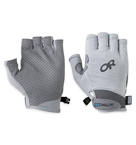 Outdoor Research ActiveIce Chroma Sun Gloves, Alloy, Medium