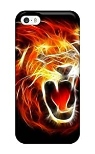 New Arrival Premium For HTC One M7 Phone Case Cover (lions Roaring)