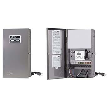 vista outdoor lighting mt300 va multi tap low voltage With vista professional outdoor lighting power transformer mt300