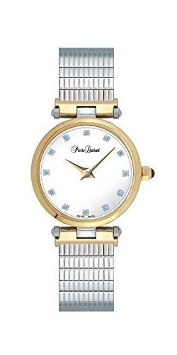 Pierre Laurent Unisex 12-Diamond 32mm Swiss Watch, 22111