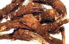Osha Root Whole - Wildcrafted - Ligusticum porteri (454g = One Pound) Brand: Herbies Herbs
