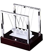 Pendulum of Newton balls balanced with 15 cm