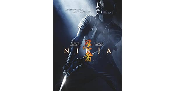 Amazon.com: Ninja: Scott Adkins, Tsuyoshi Ihara, Todd Jensen ...