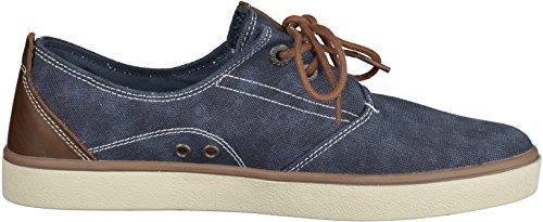 Boras 3203 Herren Sneakers Dunkelblau