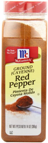 McCormick Ground Cayenne Pepper, 14-Ounce