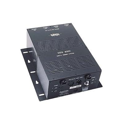 Leviton 4-Channel 1200 Watt/Channel 2400 Watt Max Power Supply Cord, Dimmer/Relay System