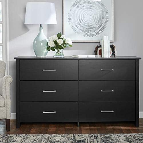 Mainstay Hillside 6-Drawer Dresser Review