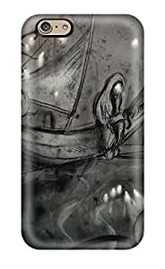 High Quality Carroll Lopez Drawing Skin Case Cover Specially Designed For Iphone - 6