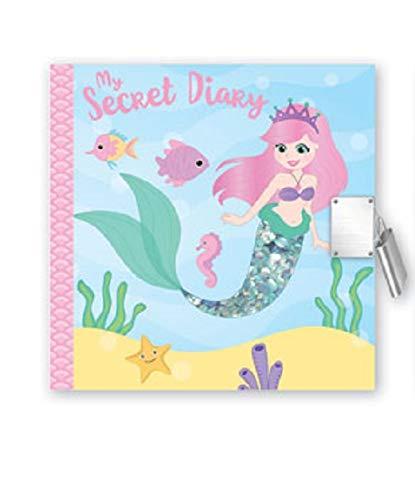 2019 Secret Diary - Llavero con diseño de unicornio de ...