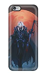 Series Skin Case Cover For Iphone 6 Plus(blood Elf Death Knight By Timo Paananen)