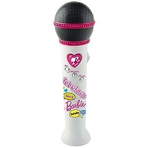 IMC Toys - 784192 -IMC Toys - Barbie Juguetes de grabación del micrófono, colores surtidos, 1 unidad