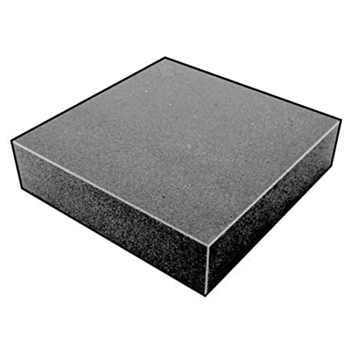 Hot Foam Sheet, 200100 Poly, Chrcl, 1 1/2x24x24 for sale