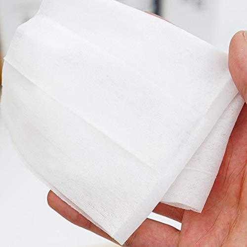 Feuchtt/ücher Reinigungstuch einzeln verpackt weich 1 Packung sanft 50 St/ück