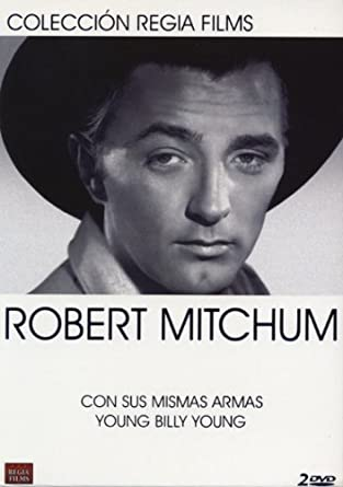 Pack: Robert Mitchum Con Sus Mismas Armas + Pistolero DVD: Amazon ...