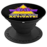 wonder twin powers activate - Wonder Twins Power Activate Funny Gift PopSockets Grip and Stand for Phones and Tablets