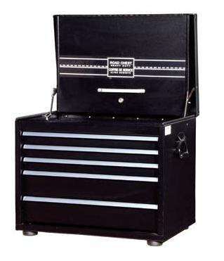 7 Drawer Mobile Tool (International ZRT-2605BK 26-Inch 5 Drawer Road Chest,)