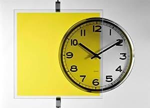Reflectiv Film transparente, color amarillo