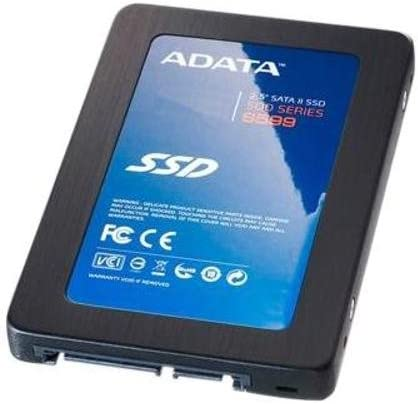A-Data AS599S - Disco Duro sólido SSD de 128 GB, Negro: Amazon.es ...
