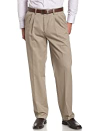 Men's Pleated Performance Chino Pant