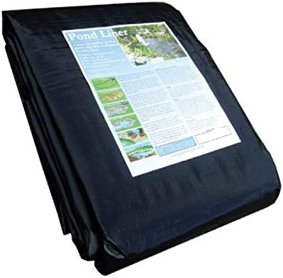 3mx2m Flexiliner LDPE Great Value Deluxe Water Garden Pond Liner Water Garden Koi Fish Pond Liner 99 x 66 Great Value Year Round