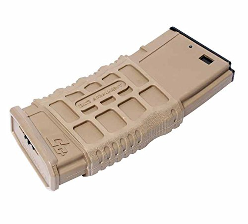 G&G Airsoft 300 Round High Capacity Performance Magazine for AEG M4, M16, SCAR, SPR, - Marui M4 Ris