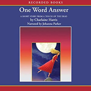 One Word Answer Audiobook